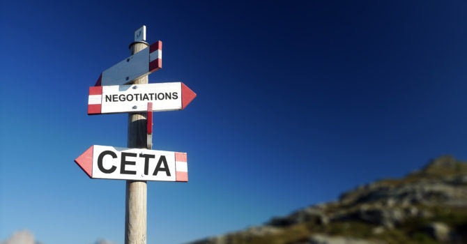 CETA Oktober 2016